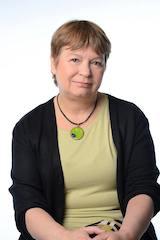 Marie-Thérèse Coenen, habitante de Saint-Josse, candidate ECOLO à la Région
