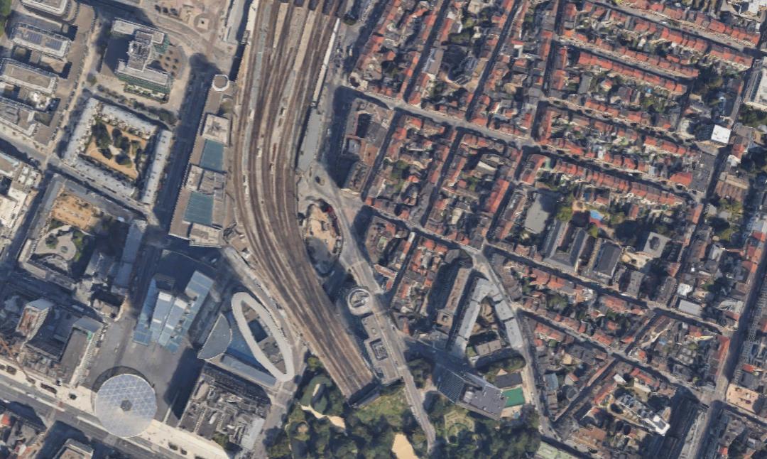 Stand van zaken contract voor stadsvernieuwing in de Noordwijk – Etat des lieux contrat de Rénovation Urbaine (CRU) pour le quartier Nord (interpellatie Frederic Roekens)