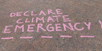 Le groupe Ecolo-Groen 1210 dépose une motion Commune en urgence climatique