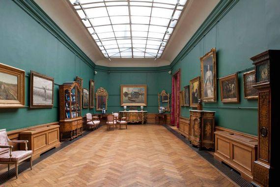 Le Musée Charlier bientôt ouvert le weekend ?